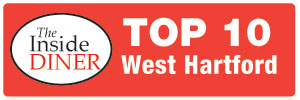 West Hartford Top 10 Restaurants
